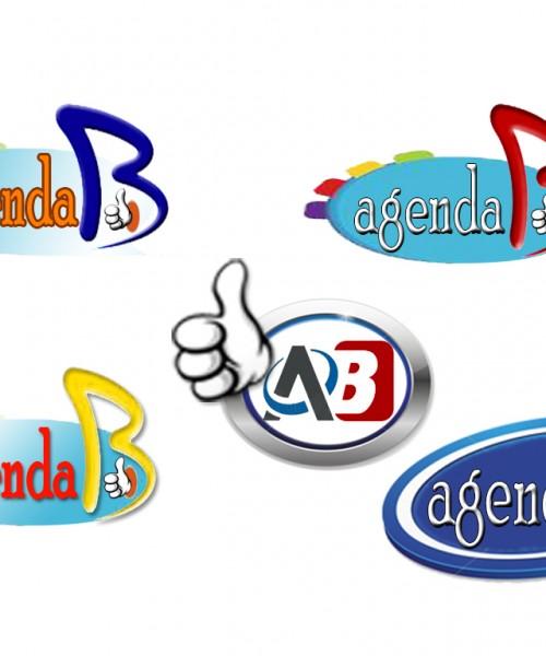 Logo For Agenda B For Australian Company