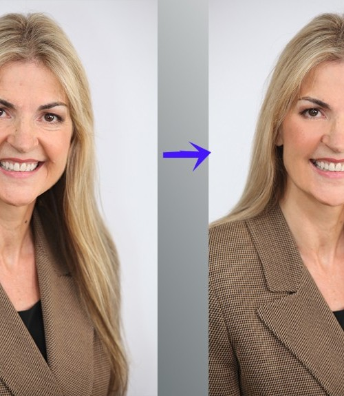Photo Retouch & Age Mining