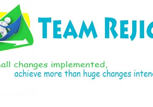 Team Rejig Logo