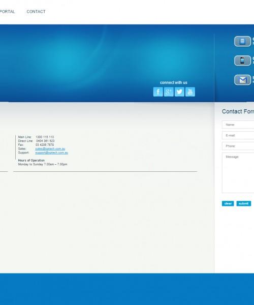 Australian Technology Company Sites