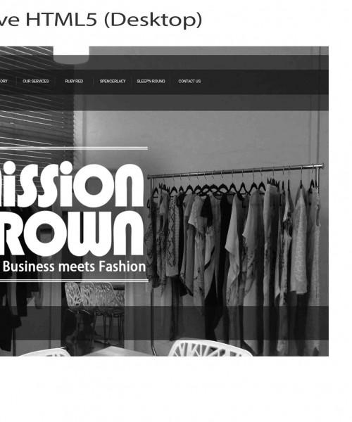 Responsive HTML5 Website