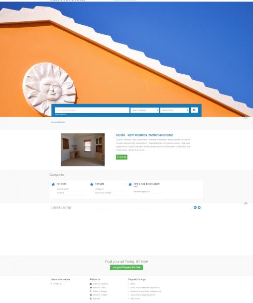 Http://landlord.bm/ OSclass Development