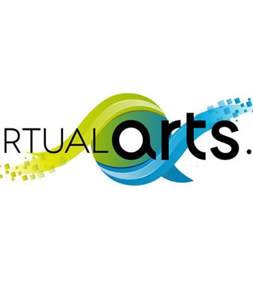 Virtualart Logo